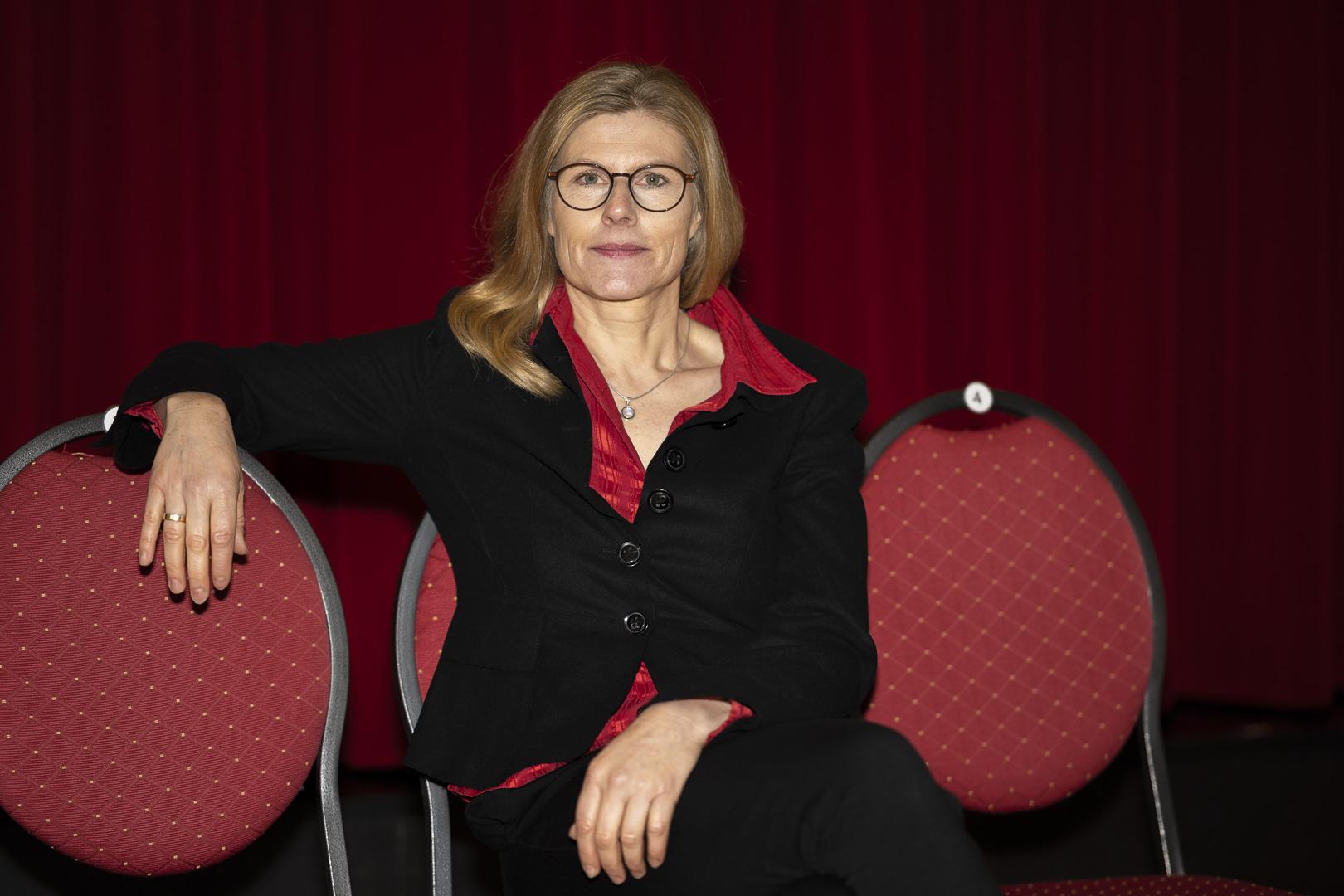 Portrait Claudia Timpner